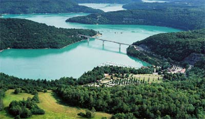 Lac de Vouglans