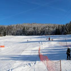 station ski  a 5mn LE ROSSET LONGCHAUMOIS