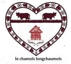 Logo location coeur le chamois